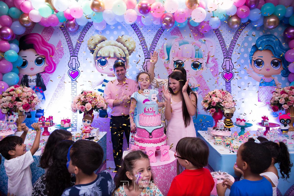 Imagem capa - Festa da Lol dos 5 anos da Marcela por FREDERICUS AUGUSTUS DA SILVA
