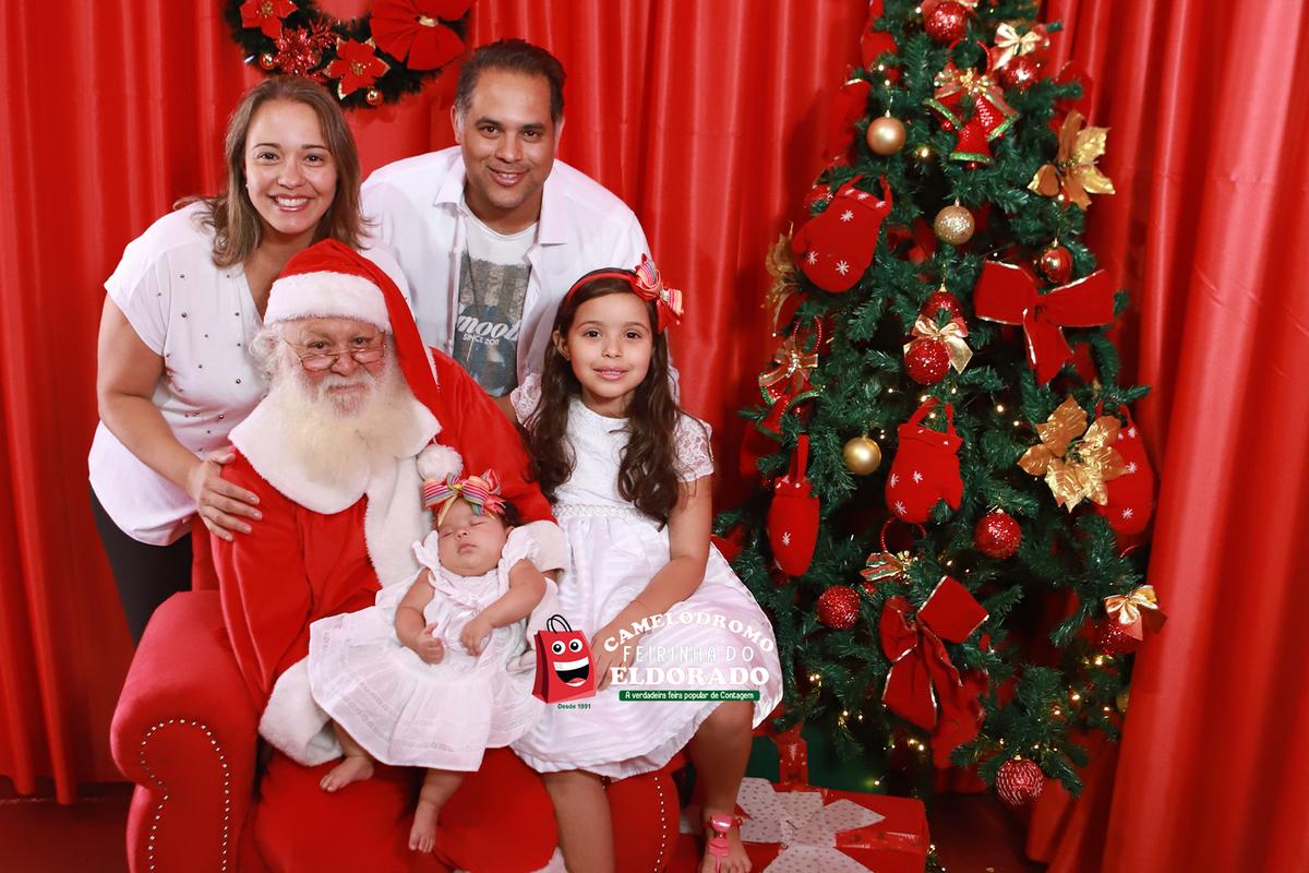 Imagem capa - Natal da Feirinha do Eldorado com foto de graça do Papai Noel e sorteio de um Gol por FREDERICUS AUGUSTUS DA SILVA