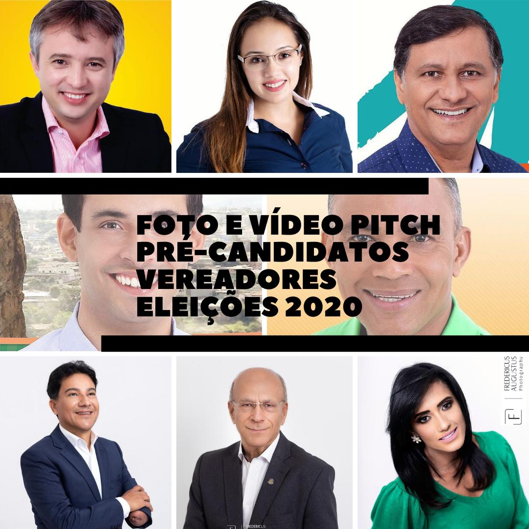Imagem capa - Foto e vídeo para pré candidato a vereador para eleições de 2020 por FREDERICUS AUGUSTUS DA SILVA