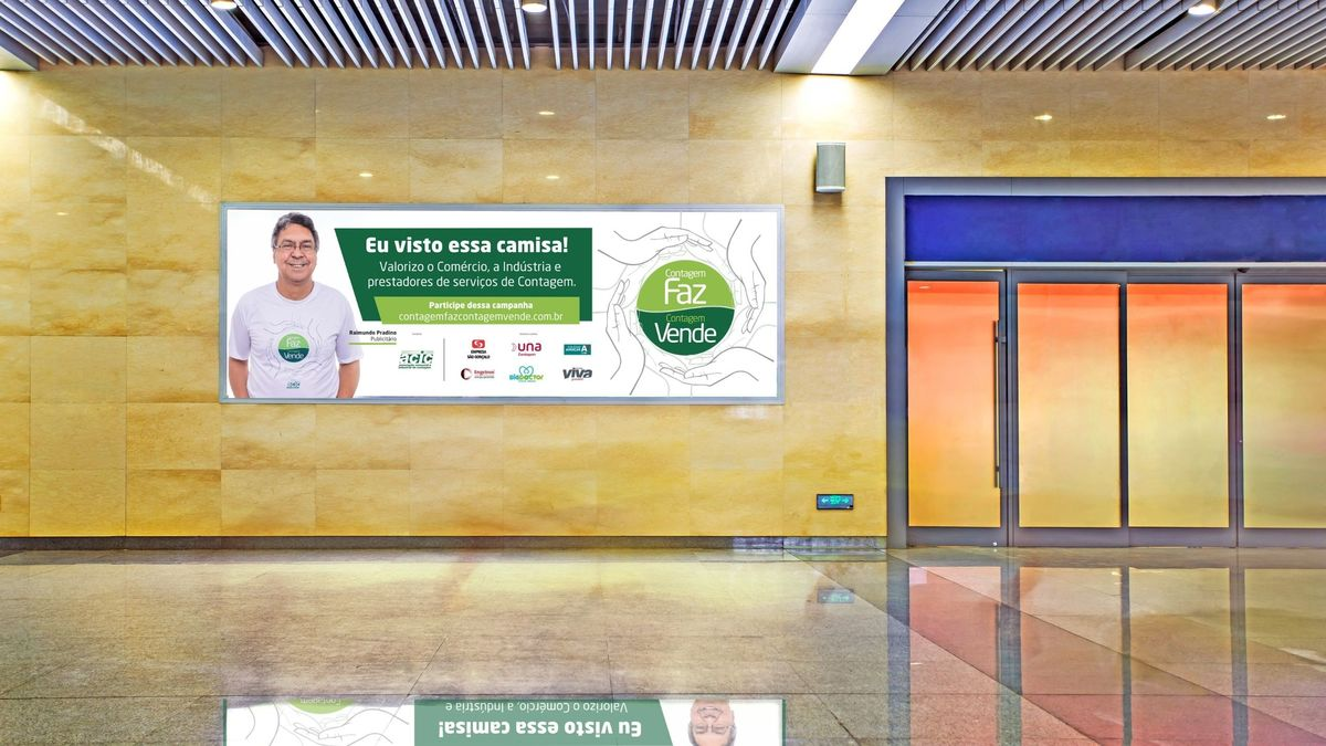 Imagem capa - Retrato o publicitário Raimundo Pradino da Pradino Carvalho Comunicação e Revista Viva Grande BH por FREDERICUS AUGUSTUS DA SILVA