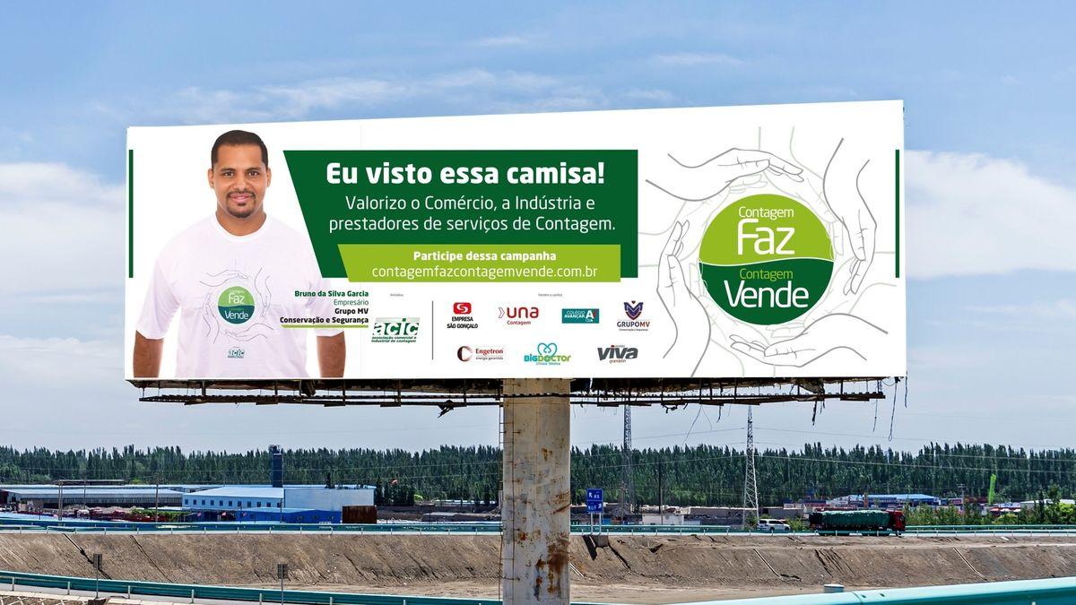 Imagem capa - Retrato do empresário Bruno da Silva Garcia do Grupo MV por FREDERICUS AUGUSTUS DA SILVA