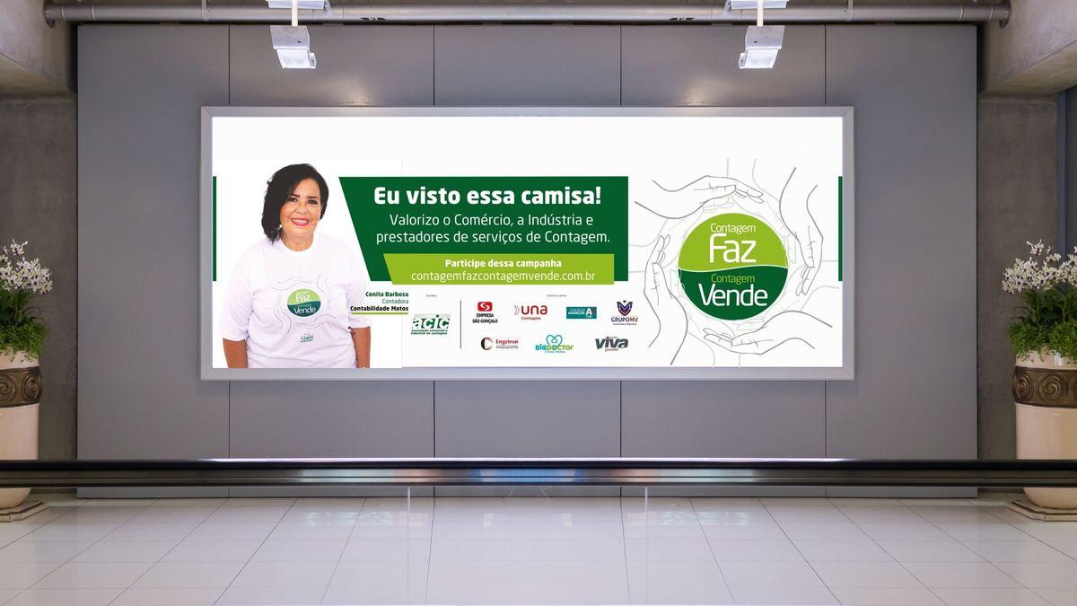 Imagem capa - Retrato da contadora Cenita Barbosa da Contabilidade Matos por FREDERICUS AUGUSTUS DA SILVA