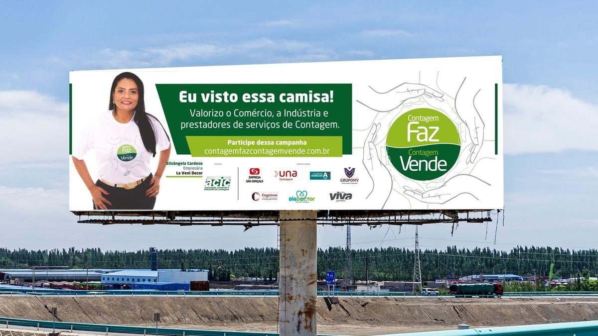 Imagem capa - Retrato da empresária Elisângela Cardoso da La Veni Decor por FREDERICUS AUGUSTUS DA SILVA