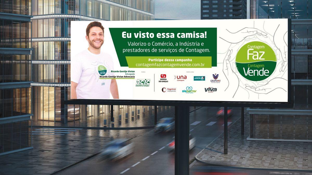 Imagem capa - Retrato do advogado Ricardo Gontijo Vivian especializado em Direito Civil e Empresarial por FREDERICUS AUGUSTUS DA SILVA