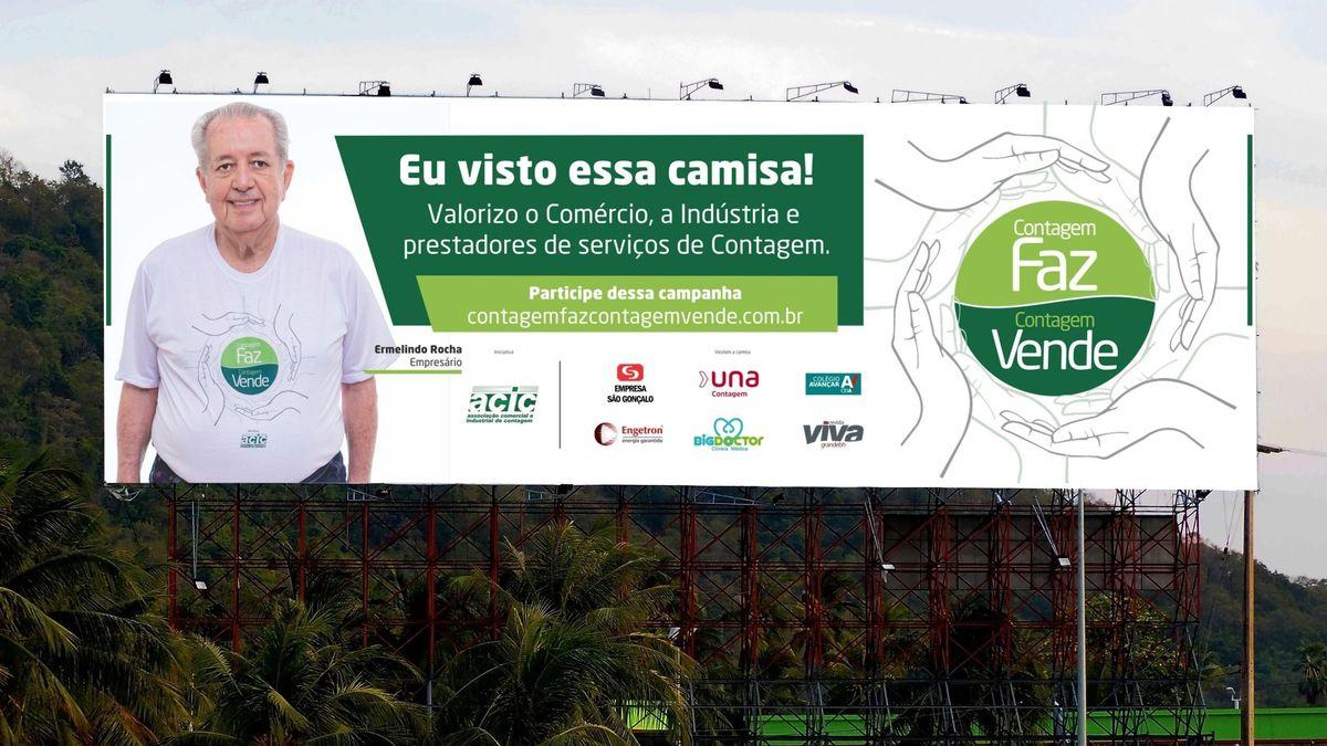 Imagem capa - Retrato do empresário Ermelindo Roacha Faria da Empresa São Gonçalo por FREDERICUS AUGUSTUS DA SILVA