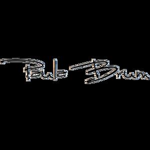 Logotipo de Paula Brum