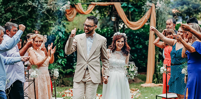 Imagem capa - O QUE É MINI WEDDING ? TUDO QUE VOCÊ PRECISA SABER! por Denis Silveira Fotografia