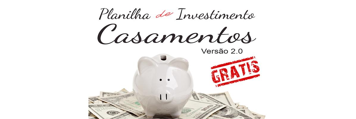 Imagem capa - DICAS CASAMENTO - Planilha Financeira para Casamentos por Denis Silveira Fotografia