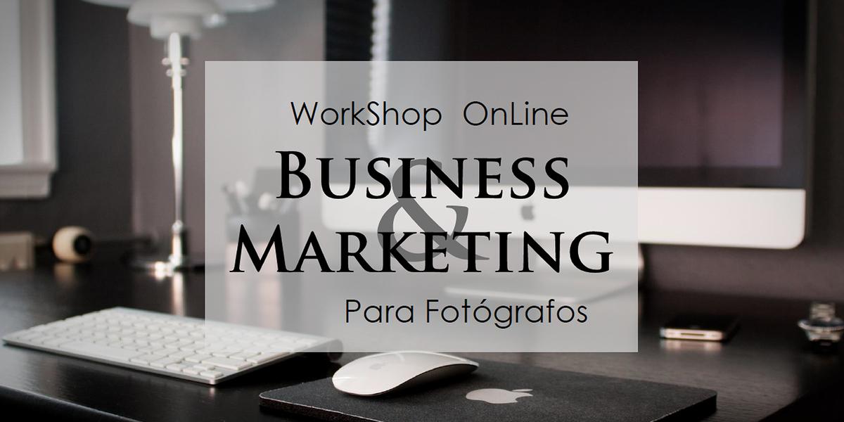 Imagem capa - WORKSHOP BUSINESS & MARKETING PARA FOTÓGRAFOS por Denis Silveira Fotografia