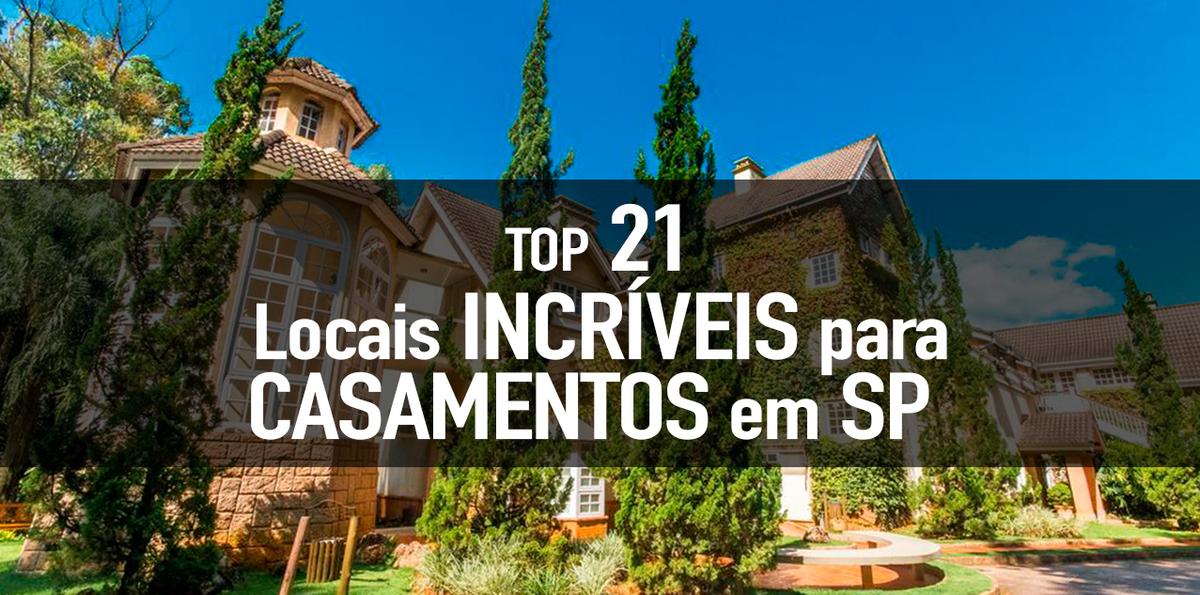 Imagem capa - TOP 21 LOCAIS INCRÍVEIS PARA CASAMENTO EM SP por Denis Silveira Fotografia