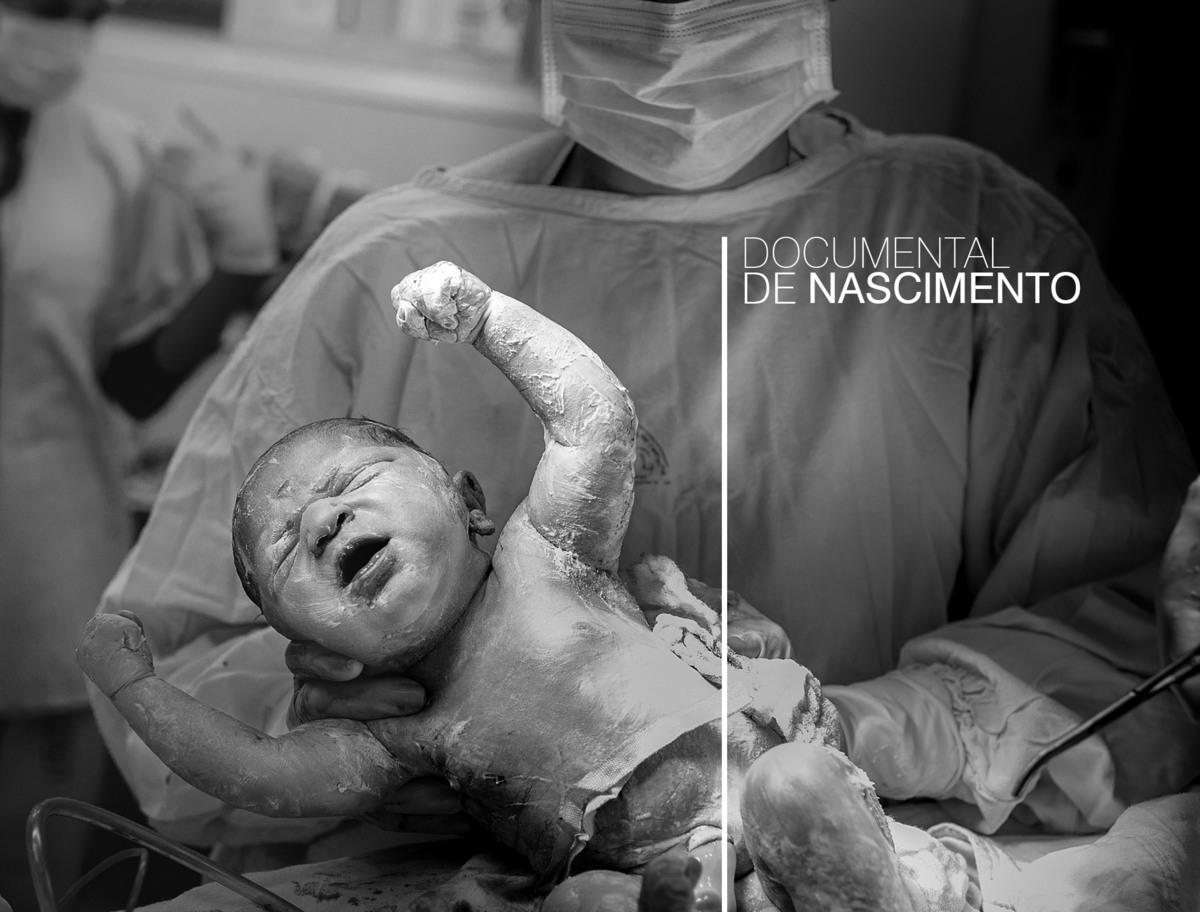 Imagem capa - Fotografia de Partos - Documental de Nascimento - A chegada do seu maior amor... por Karina Brandão