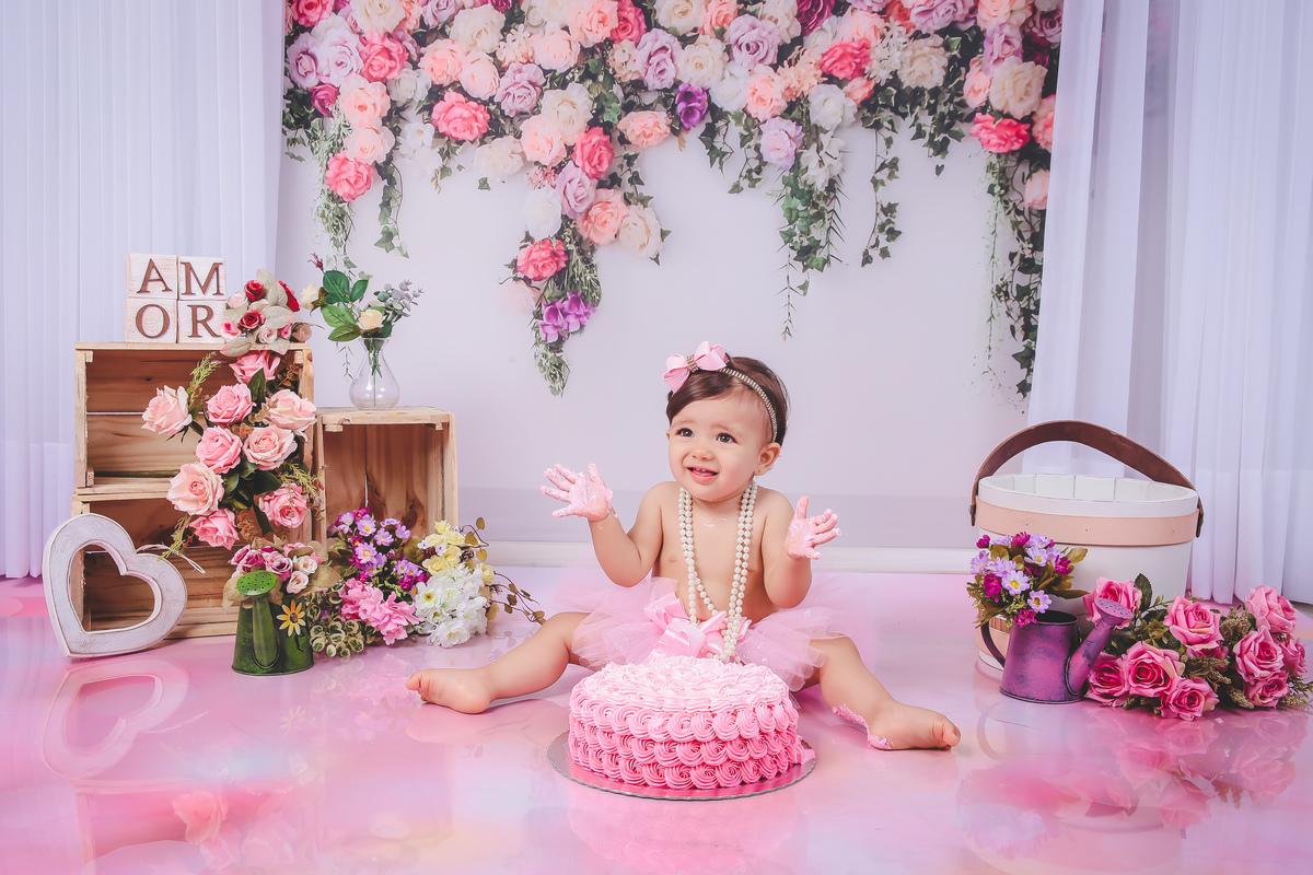 Imagem capa - VALORES - SMASH THE CAKE por Ester Angelini