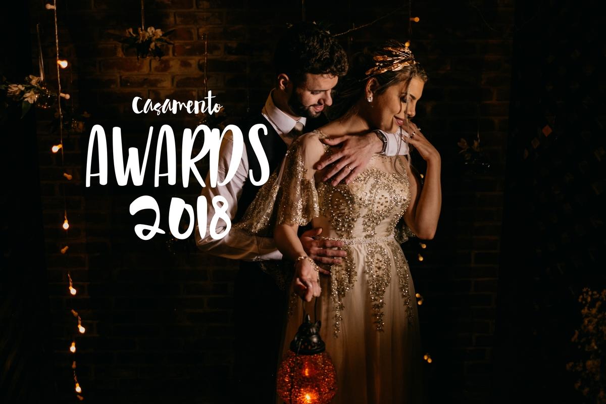 Imagem capa - Casamentos Awards 2018 por Neto Schmitz