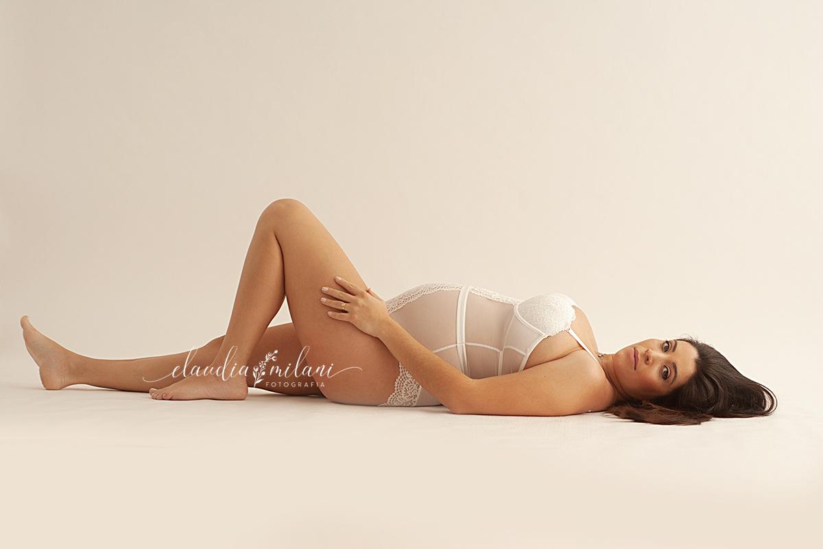 Imagem capa - Como se sentir mais bonita na gravidez por Claudia Milani