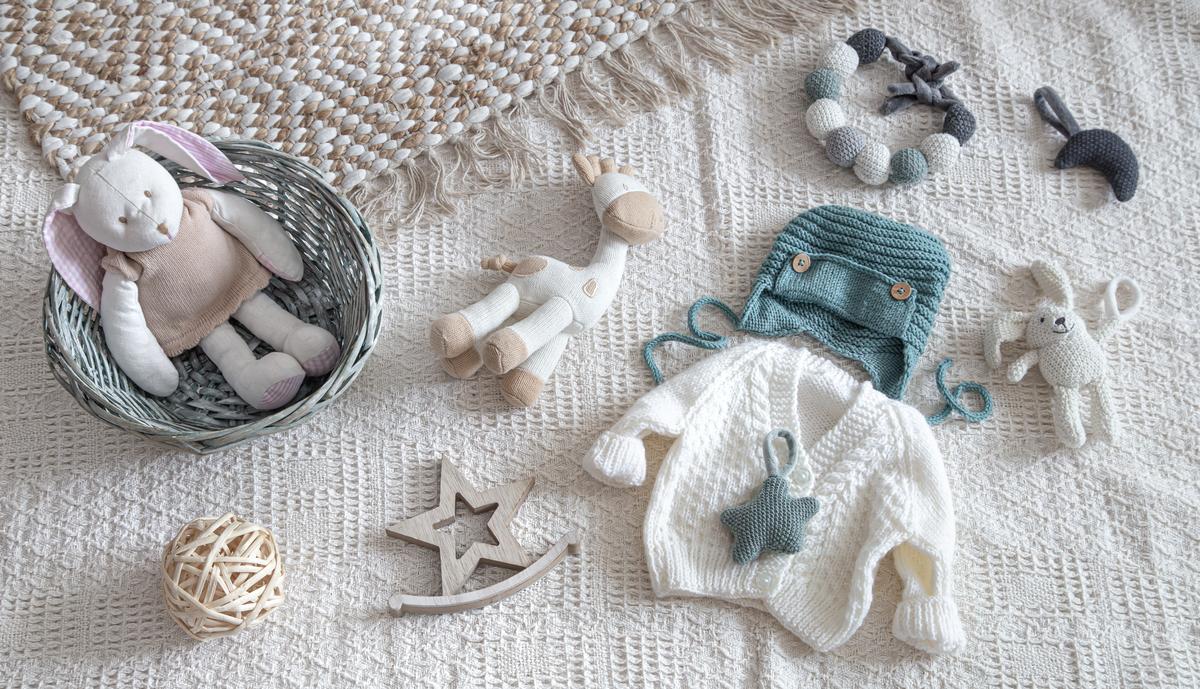 Imagem capa - Como cuidar das roupinhas do bebê? por Claudia Milani