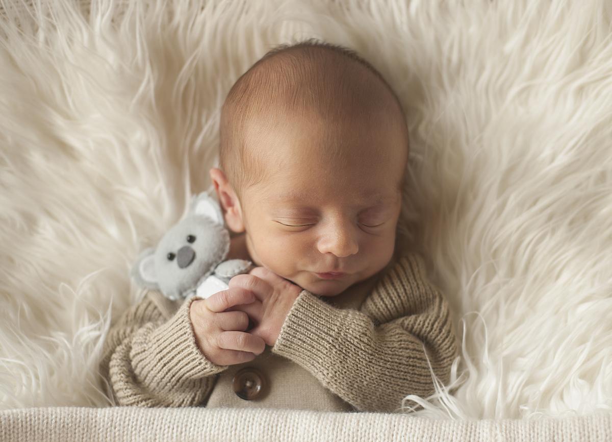 Imagem capa - Como saber se o bebê está com frio? por Claudia Milani Fotografia