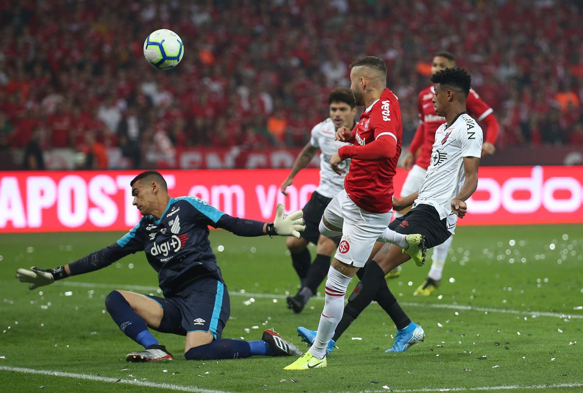 Copa Do Brasil 2019 Internacional X Athletico Pr Estadio Beira Rio