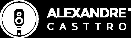 Logotipo de Alexandre Casttro Fotografia