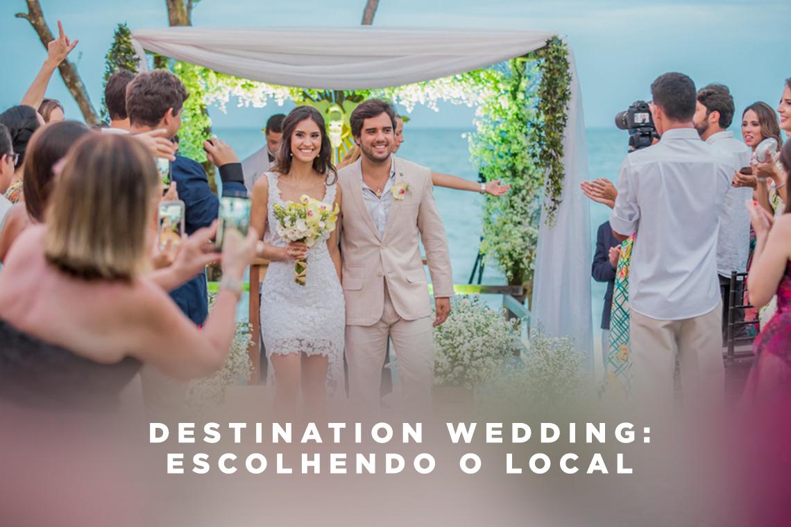 Imagem capa - Destination Wedding: escolhendo o local por Alexandre Casttro Fotografia