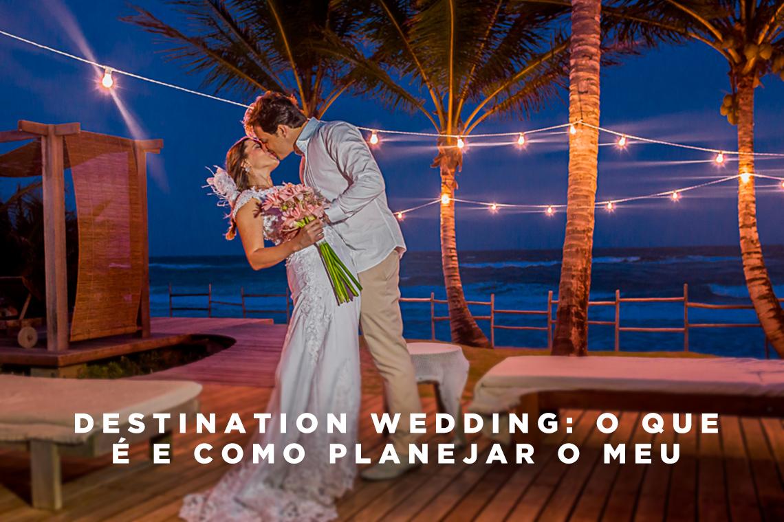 Imagem capa - Destination wedding: o que ée como planejar o meu por Alexandre Casttro Fotografia