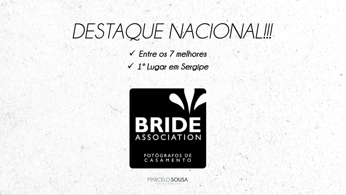 Imagem capa -  Saiu o Ranking 2018.3 da Bride por Marcelo Sousa Fotografias