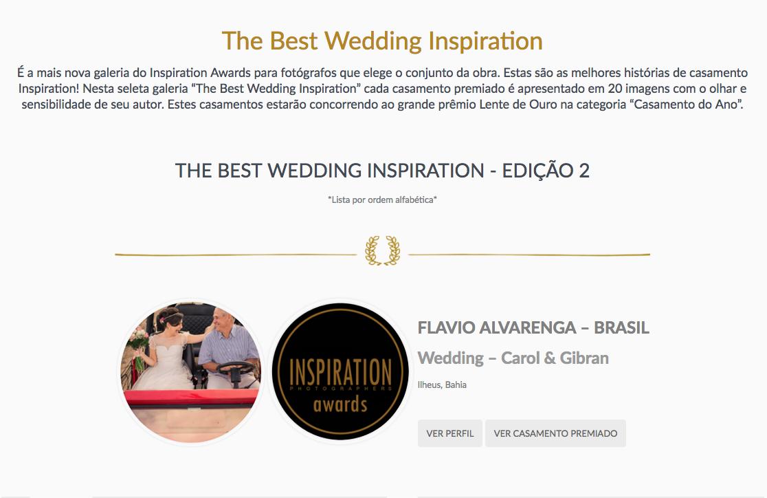 Imagem capa - The Best Wedding - EDIÇÃO 2 por Flávio Alvarenga