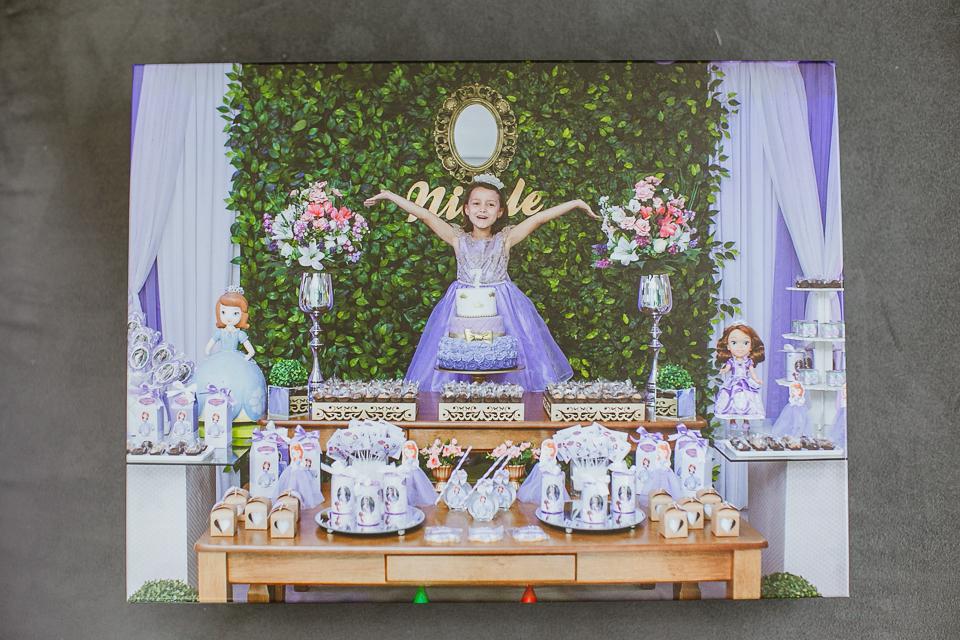 Imagem capa - Album Fotográfico de Aniversário - Nicole 7 anos por Daisy Evaristo