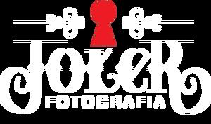 Logotipo de Joker Fotografia | Fotógrafo de casamento e ensaios - de Curitiba para o mundo!
