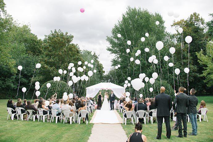 Imagem capa - Cerimônias e ritos de casamento! 7 lindas inspirações para vocês se apaixonarem. por Pequenos Detalhes Noivas e Debutantes