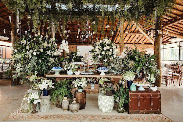 Imagem capa - Casamento Estilo Boho Chic - Detalhes que encantam! por Pequenos Detalhes Noivas e Debutantes