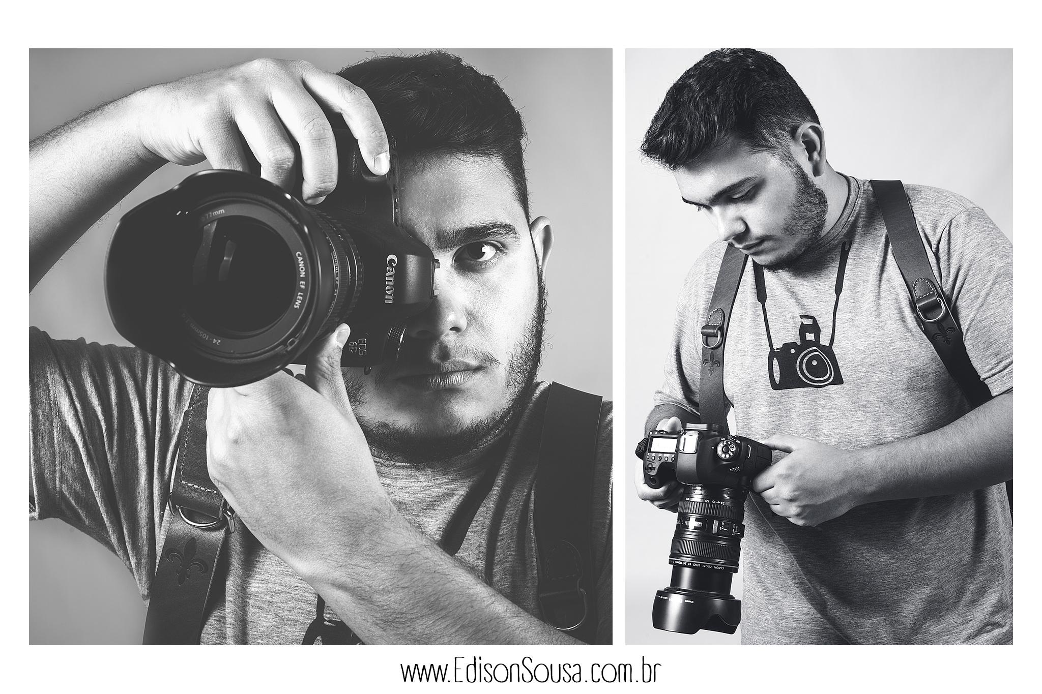 Sobre Edison Sousa Fotografia