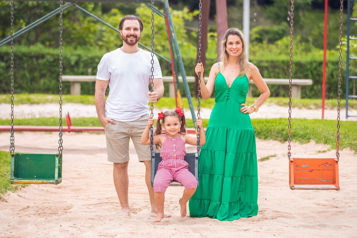 Imagem capa - Ensaio de Família por Edison Sousa