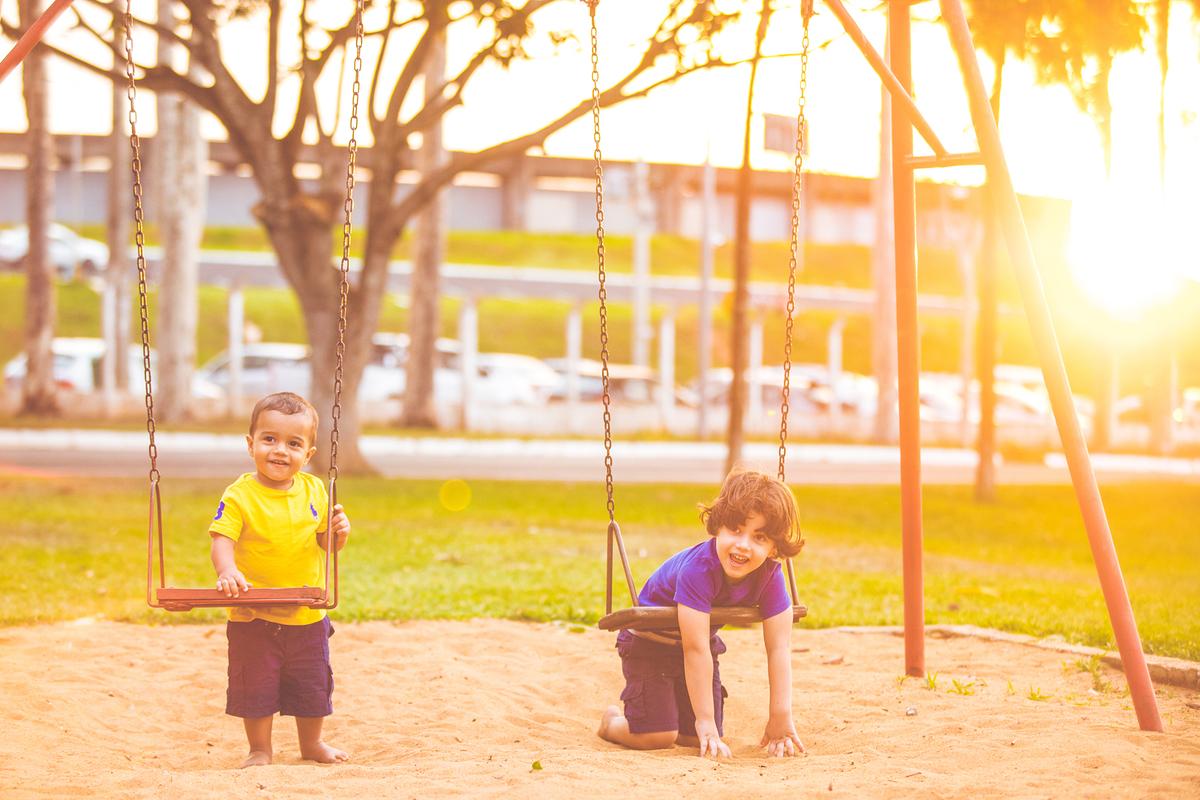 Imagem capa - Ensaio Infantil por Edison Sousa