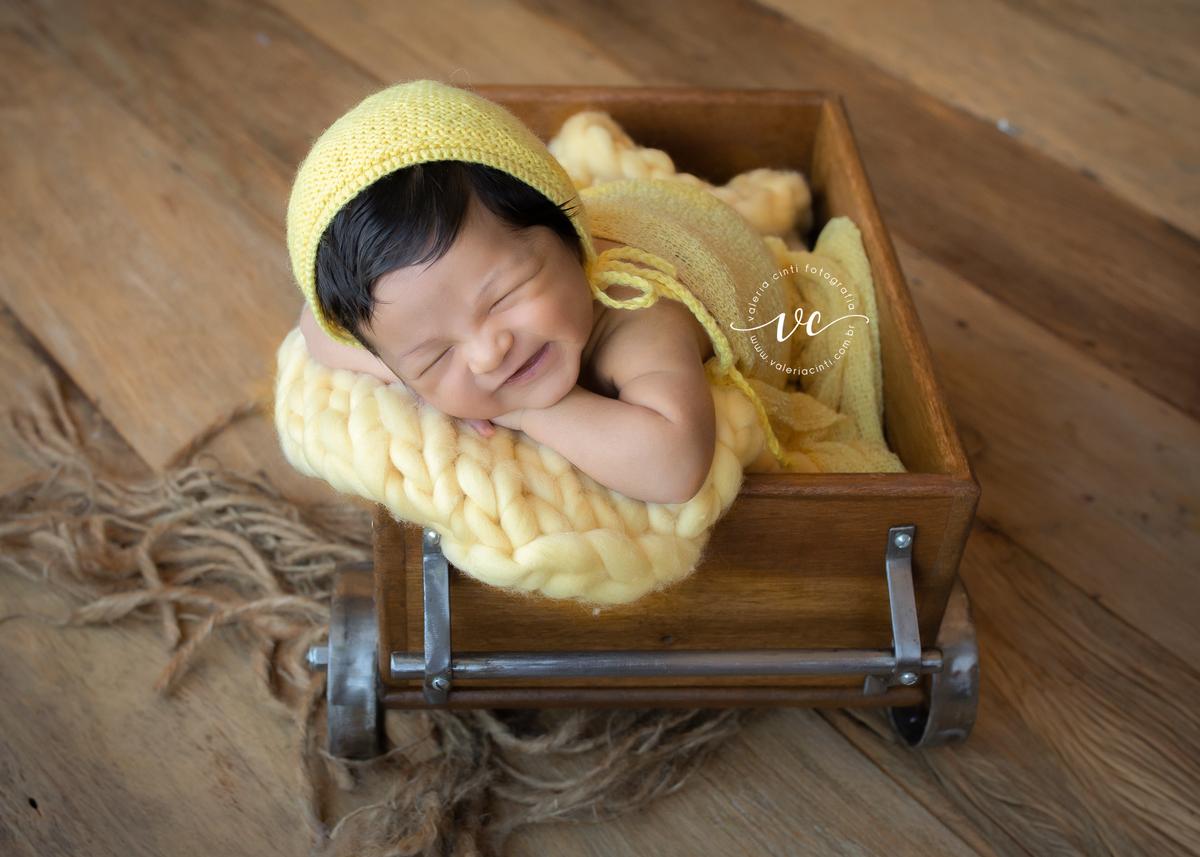 Imagem capa - Qual a idade ideal para um ensaio fotográfico newborn ? por Valeria Cinti Fotografia