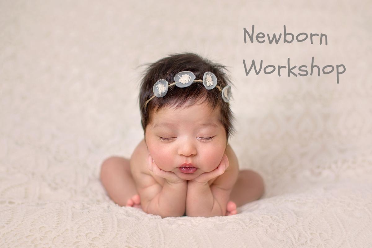 Imagem capa - Newborn Workshop por Ana Mokarzel