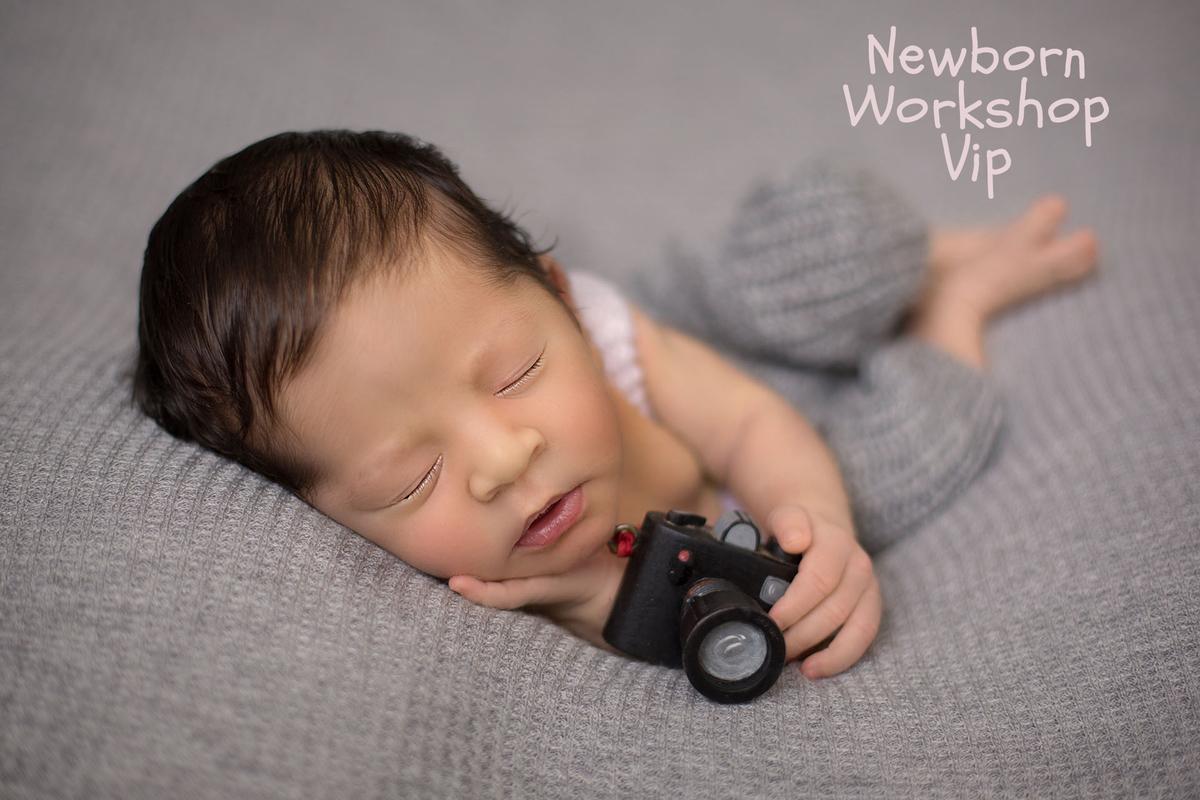 Imagem capa - Newborn Workshop Vip por Ana Mokarzel