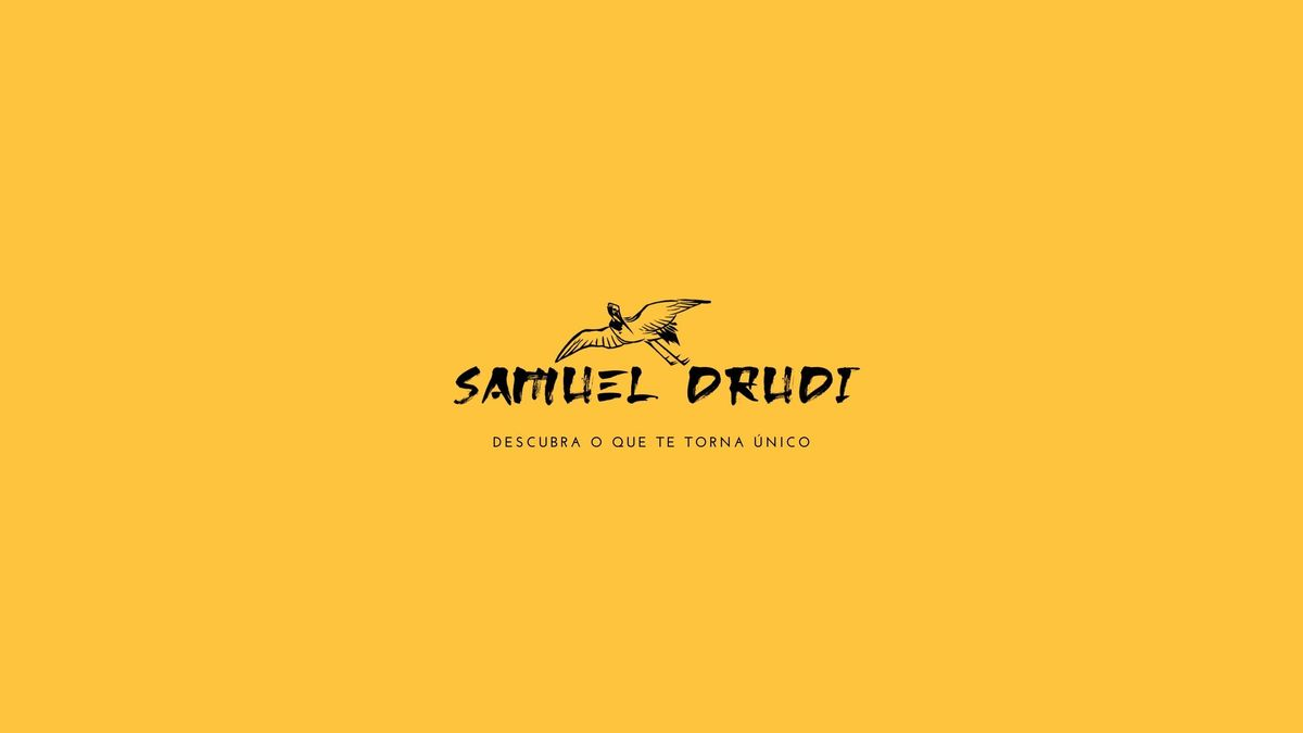 Imagem capa - É nisso que eu acredito por Samuel Drudi