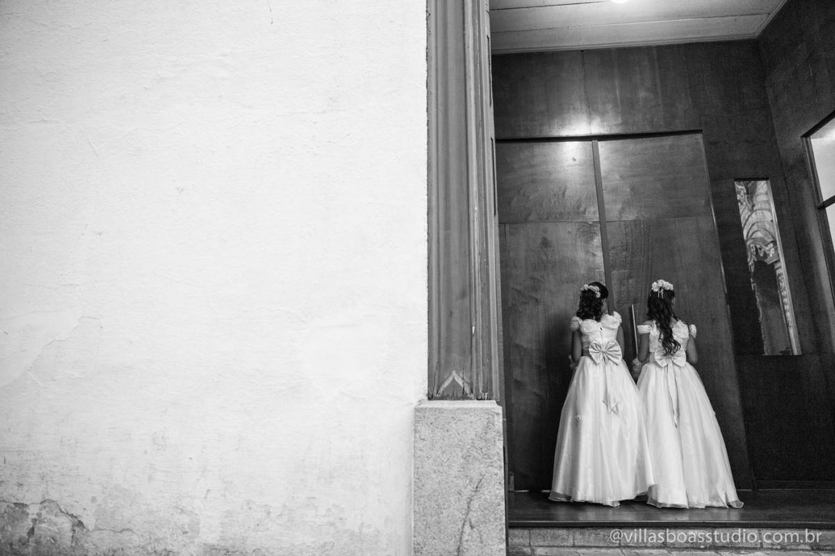 daminhas de honra, entrada das daminhas, casamento,