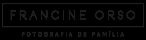Logotipo de Francine Gabriele Orso