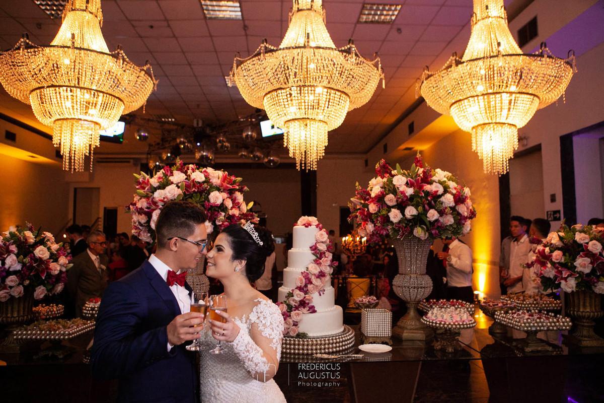 Imagem capa - Casamento emocionante de Thamyres e  Jacimar por zoommg