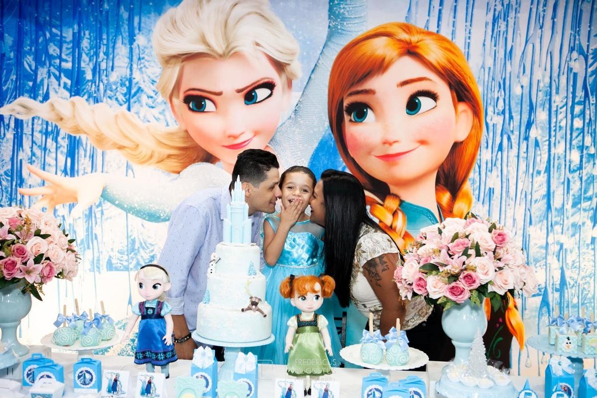 Imagem capa - Festa da Frozen de 5 ano da Yasmin por zoommg