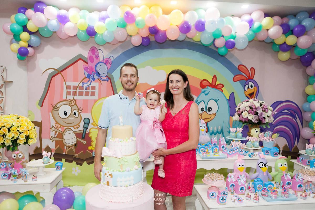 Imagem capa - Festa da Galinha Pintadinha de 1 ano da Lavínia por zoommg