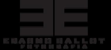 Logotipo de erasmo ballot