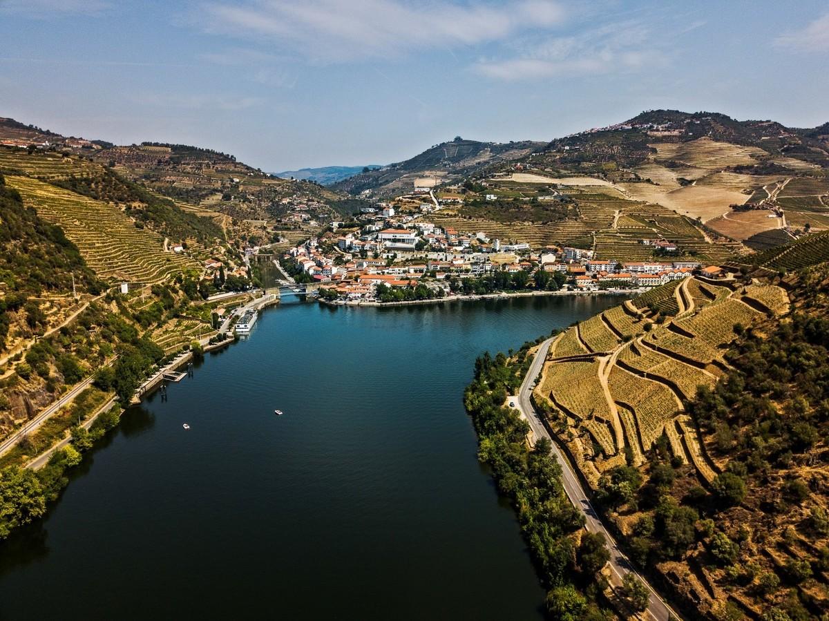 Imagem capa - O Douro e o vinho do Porto por Midtones Photography