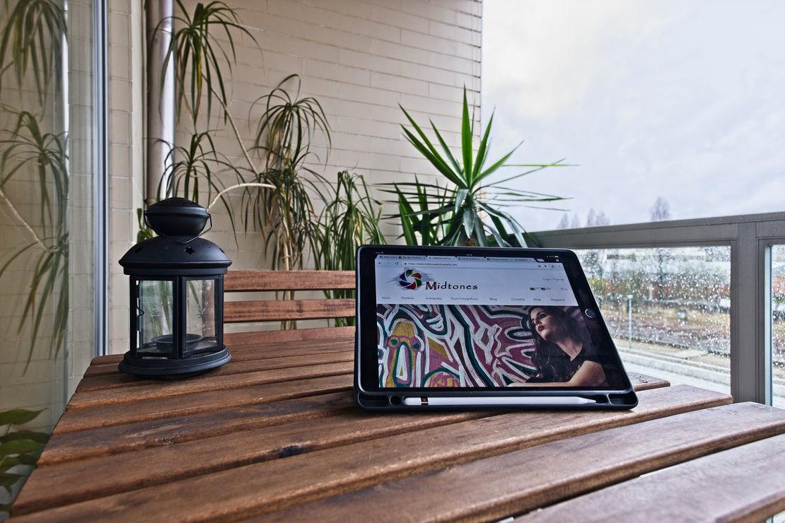 Imagem capa - Ipad Pro 10.5 um review para Fotógrafos (1º parte) por Midtones Photography