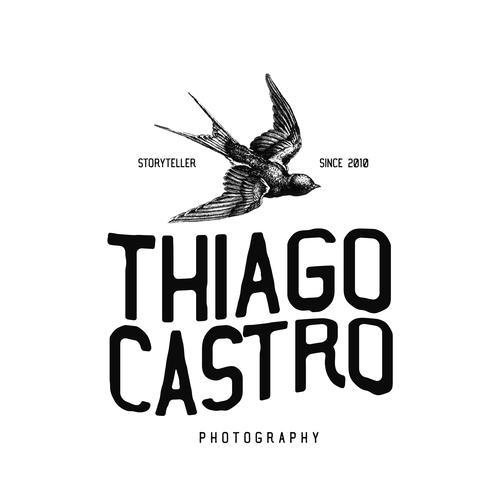 Logotipo de Thiago Castro