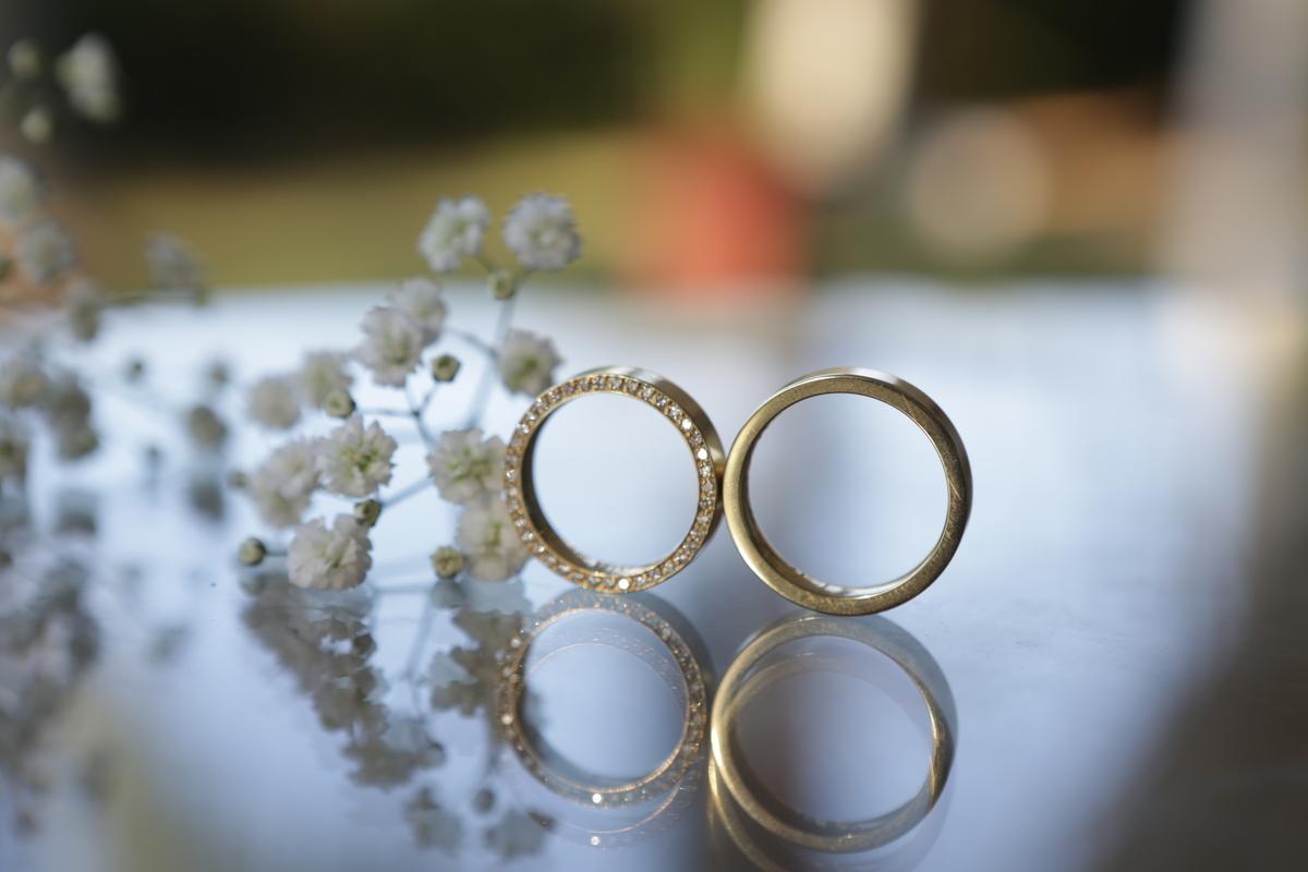 Imagem capa - Uma prévia do casamento por Sidnei Rodrigues Fotografias