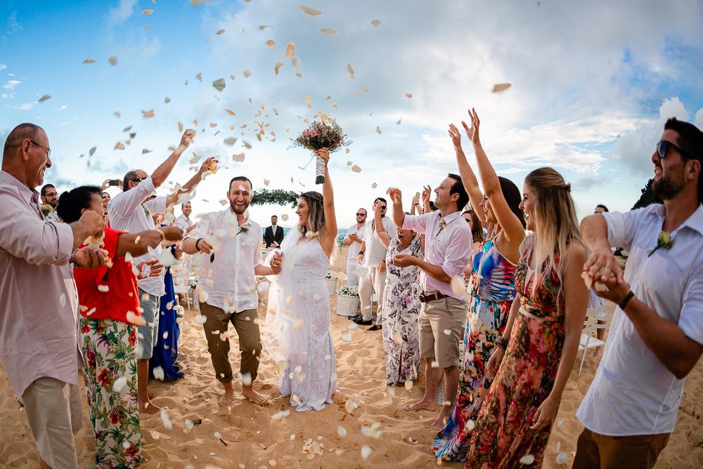 Imagem capa - 10 dicas incríveis para o seu casamento na praia em Santa Catarina por Diego Dahmer FOTO