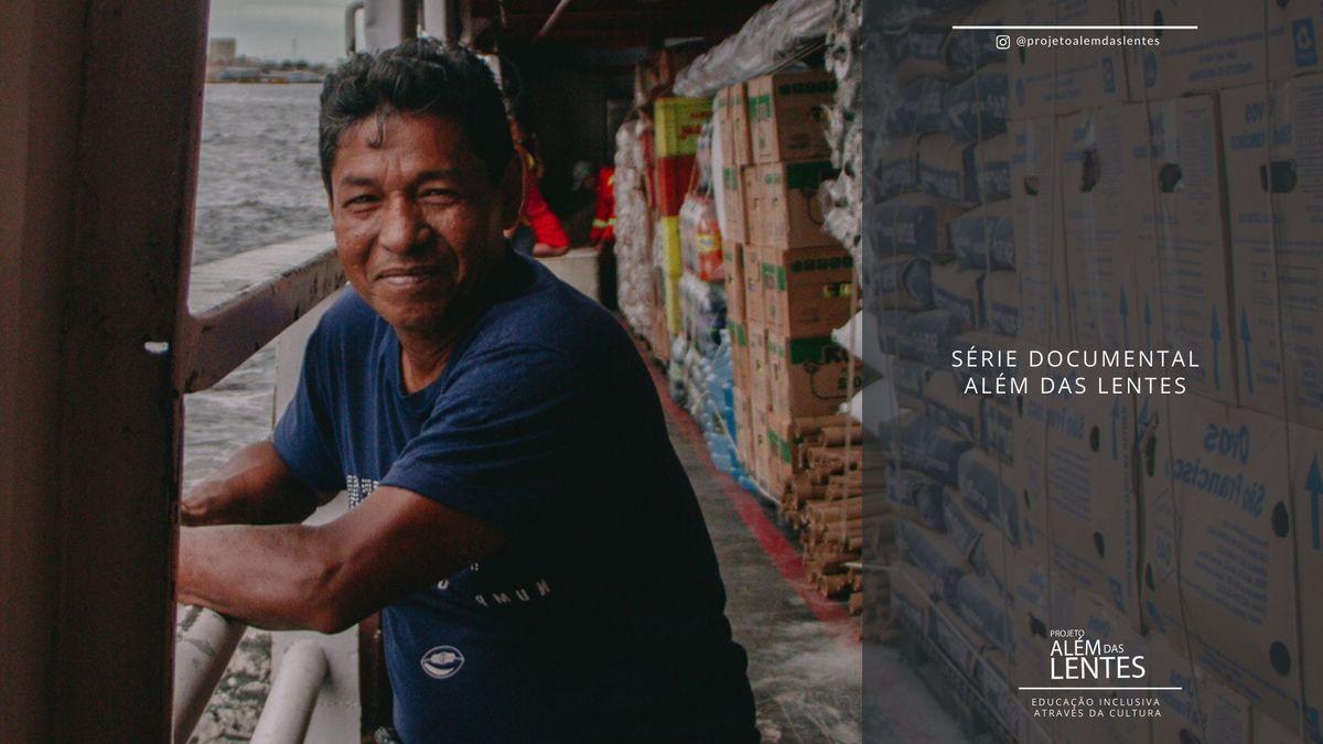 Imagem capa - Série Documental Além das Lentes por Projeto Além das Lentes
