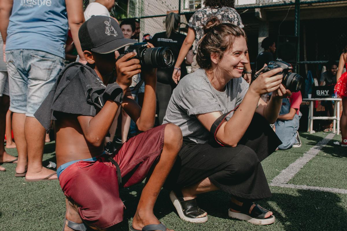 Imagem capa - Narrativas Brasileiras, qual o futuro do Além das Lentes? por Projeto Além das Lentes